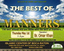 The Best of Manners