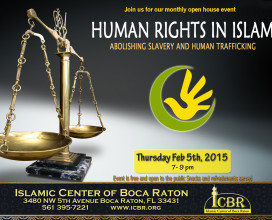 Open House Feb 2015 Human Rights in Islam copy