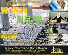 Open House April Women in Islam