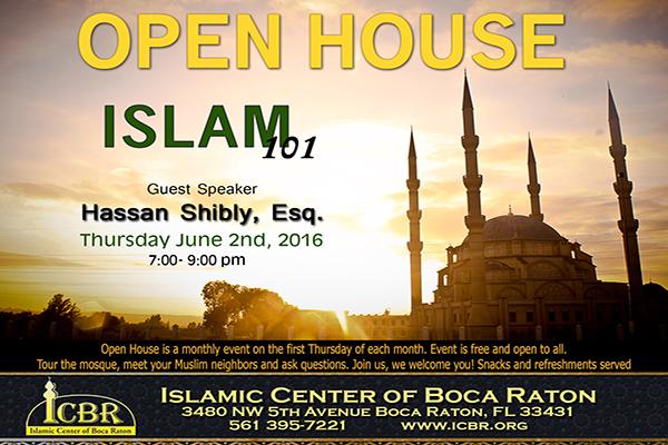 Open House Jun 2016 Islam 101 slide