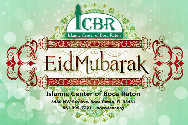 Islamic Center of Boca Raton | Faith into Action