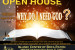 Open House  Why do I need God Aug