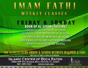 Imam Calsses 03292017