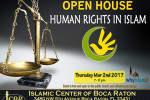 Human Rights in Islam Open House Mar 2017