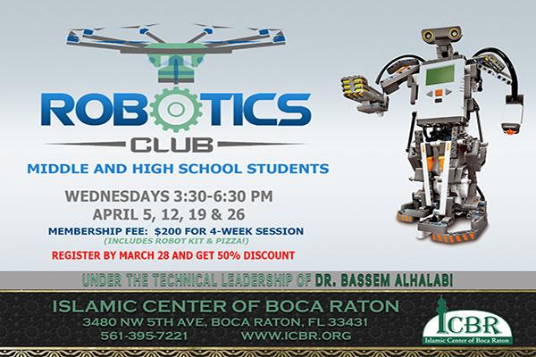 Robatics Club Slide