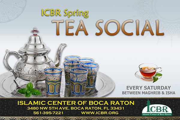 Tea Social Slide