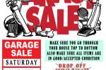 Garage Sale 2017 new