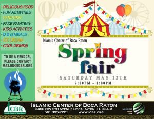 ICBR Spring Fair 2017 new