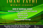 Imam Calsses 09222017