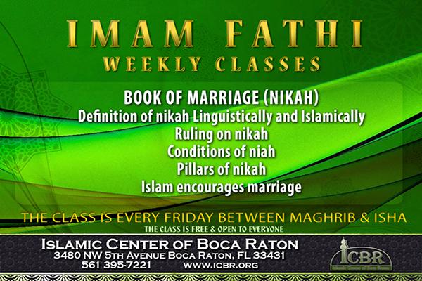 Imam Calsses 09222017 Slide