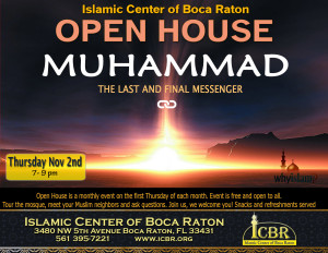 Open House Muhammad Nov 2017