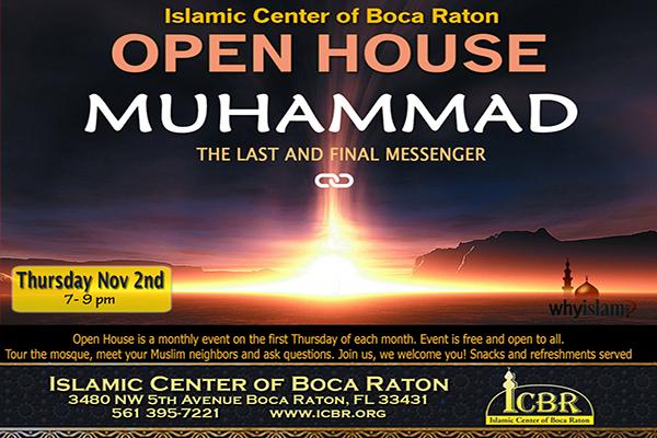 Open House Muhammad Nov 2017 Slide