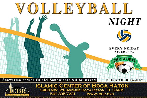 Volleyball Night Slide
