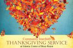 Interfaith Thanksgiving Slide