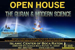 Open House Quran & Science Feb 2018 Slide